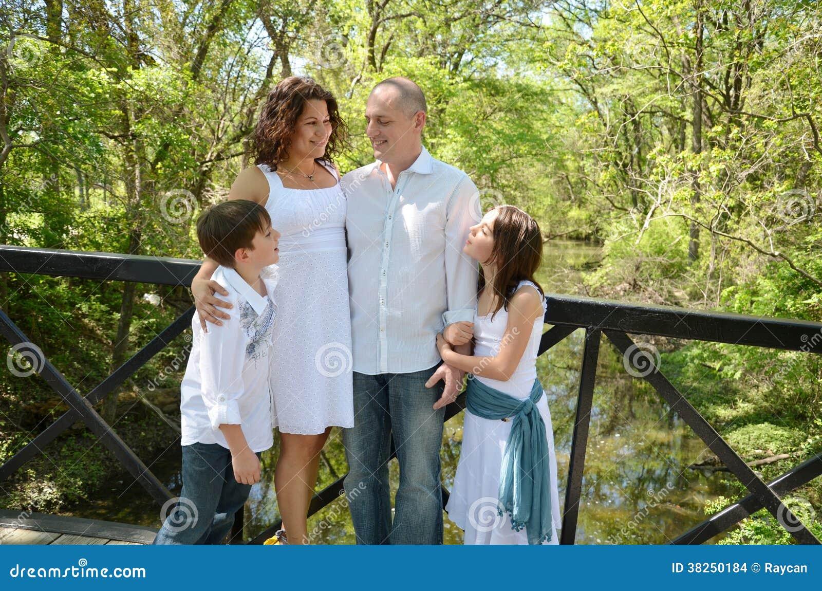 愉快的家庭