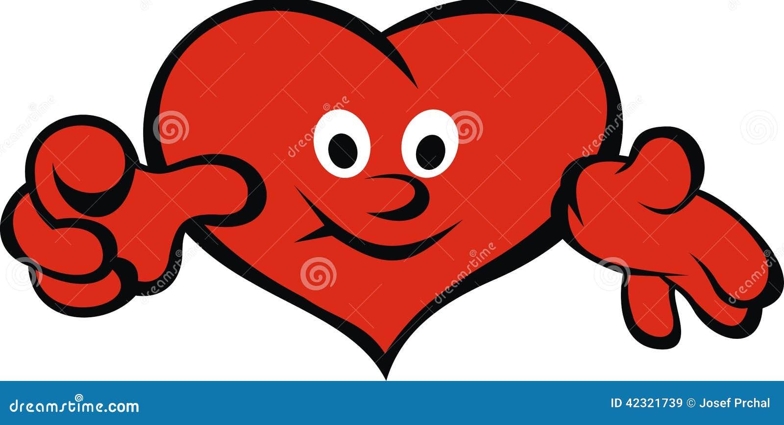 愉快的心脏(爱微笑系列)图片