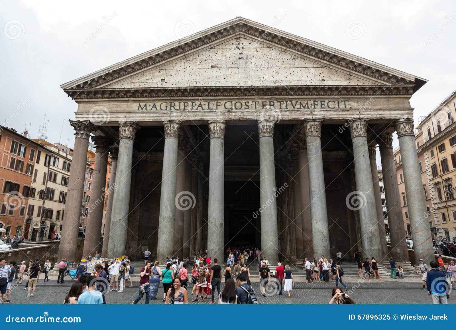 意大利万神殿罗马