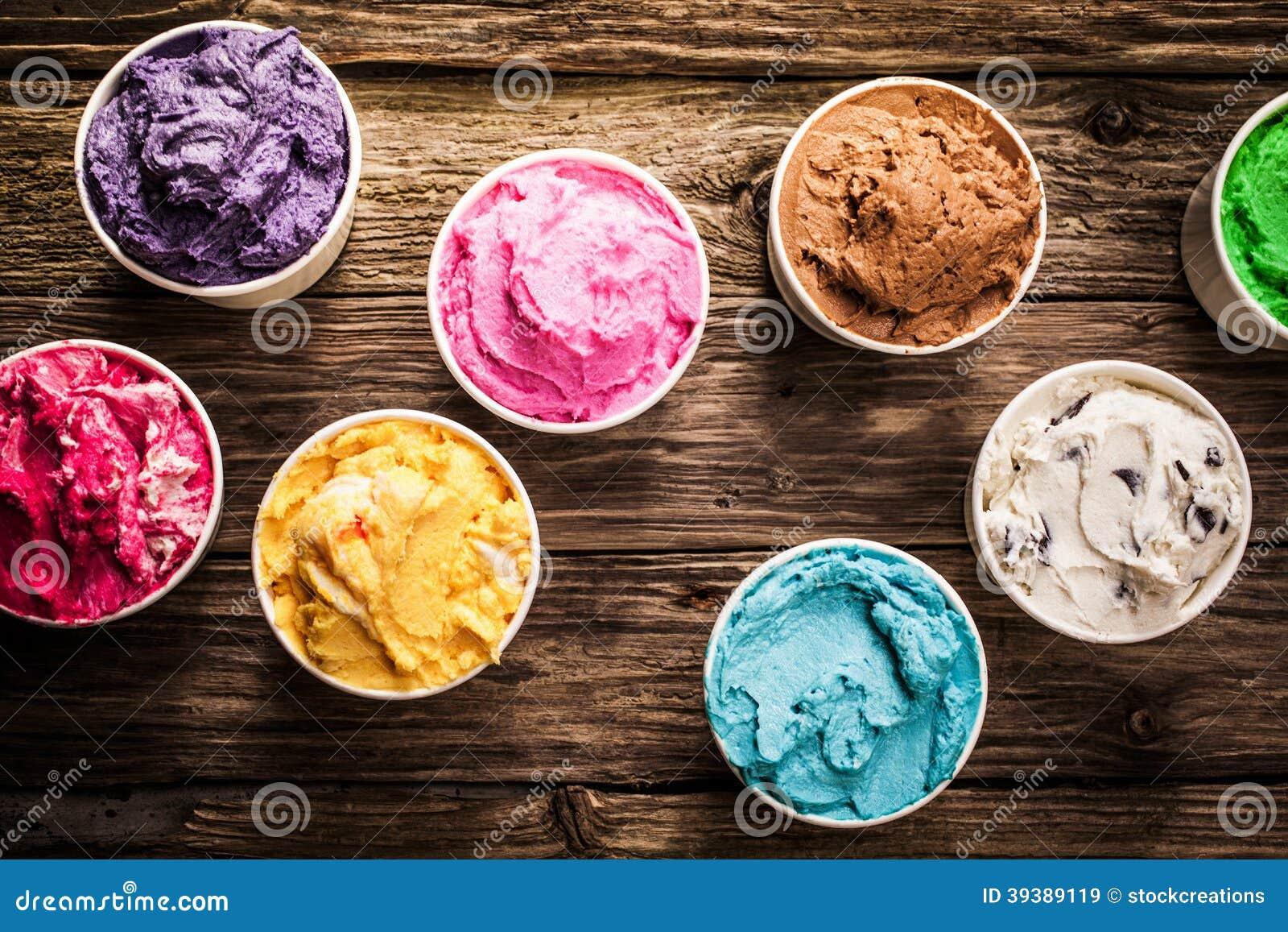 意大利冰淇凌食家味道品种