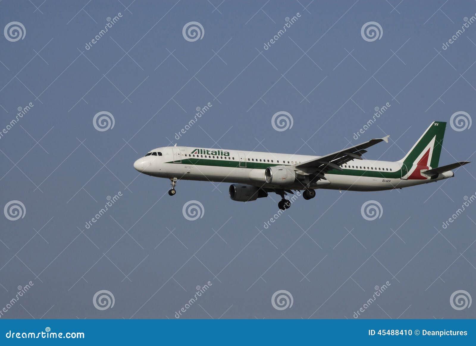 意大利航空国际航班