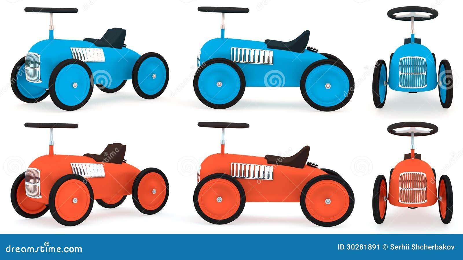 玩具汽车汇集