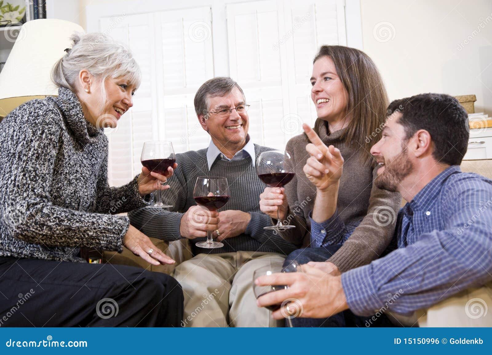 成人子项耦合饮用的高级联系