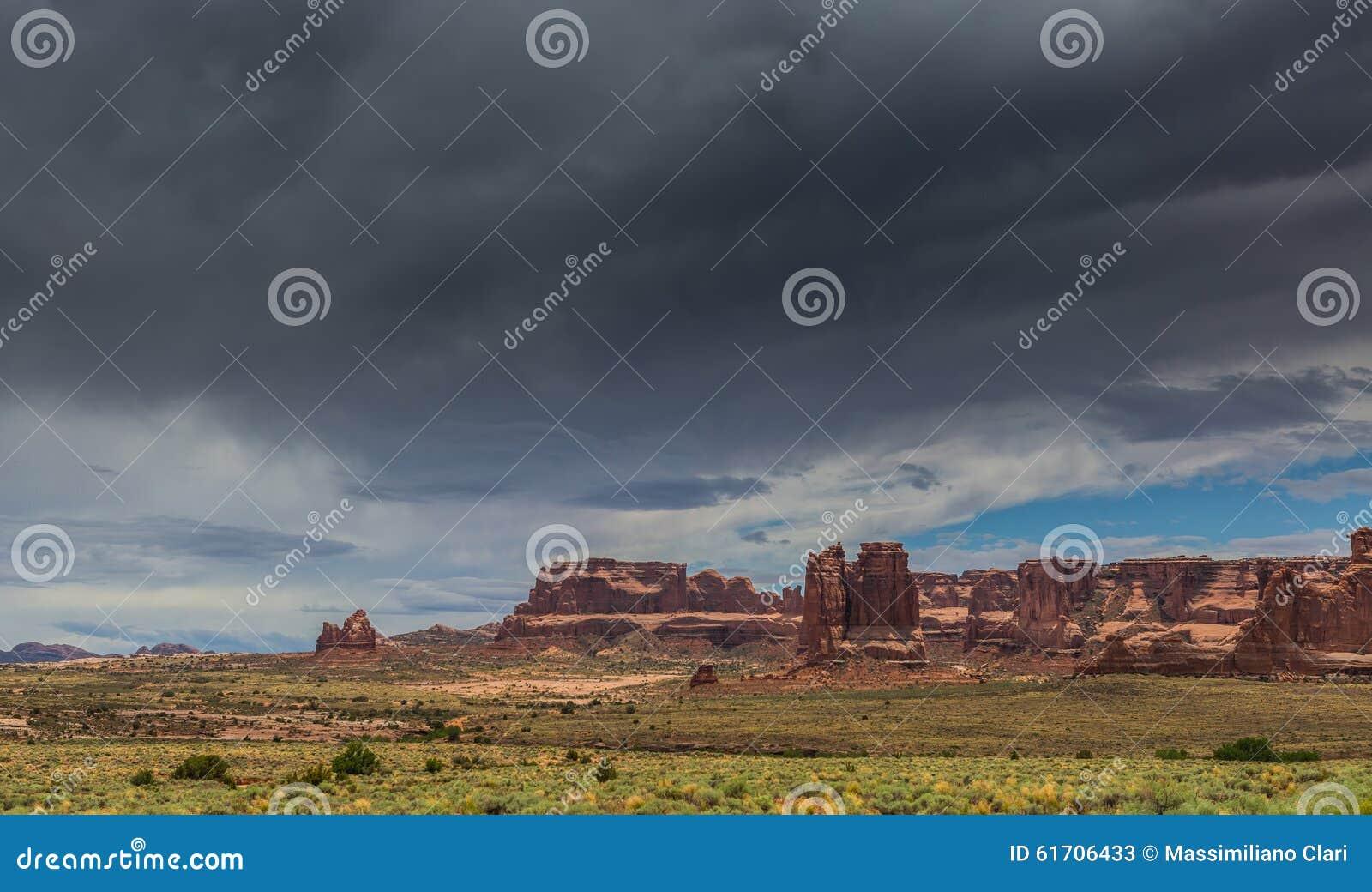 成拱形国家公园