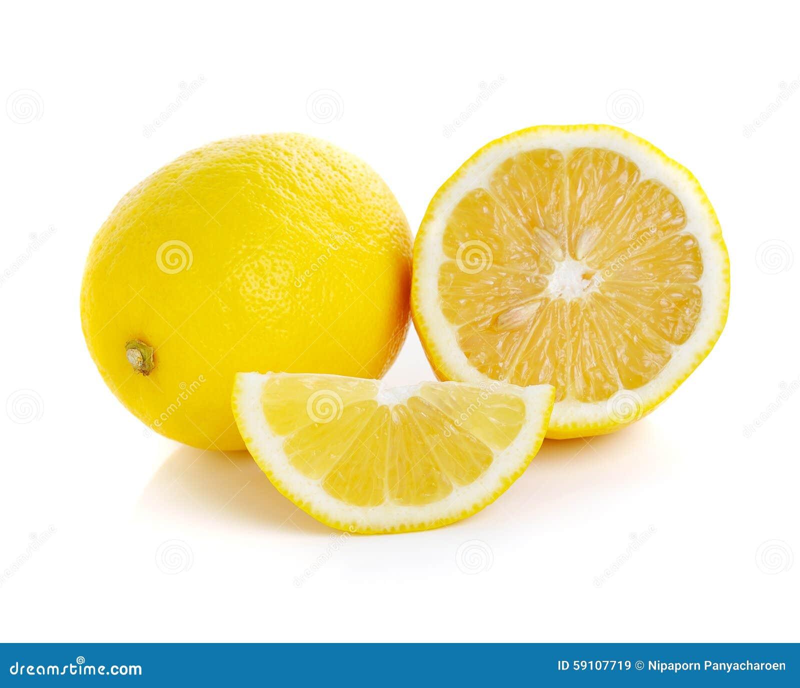 成熟的柠檬