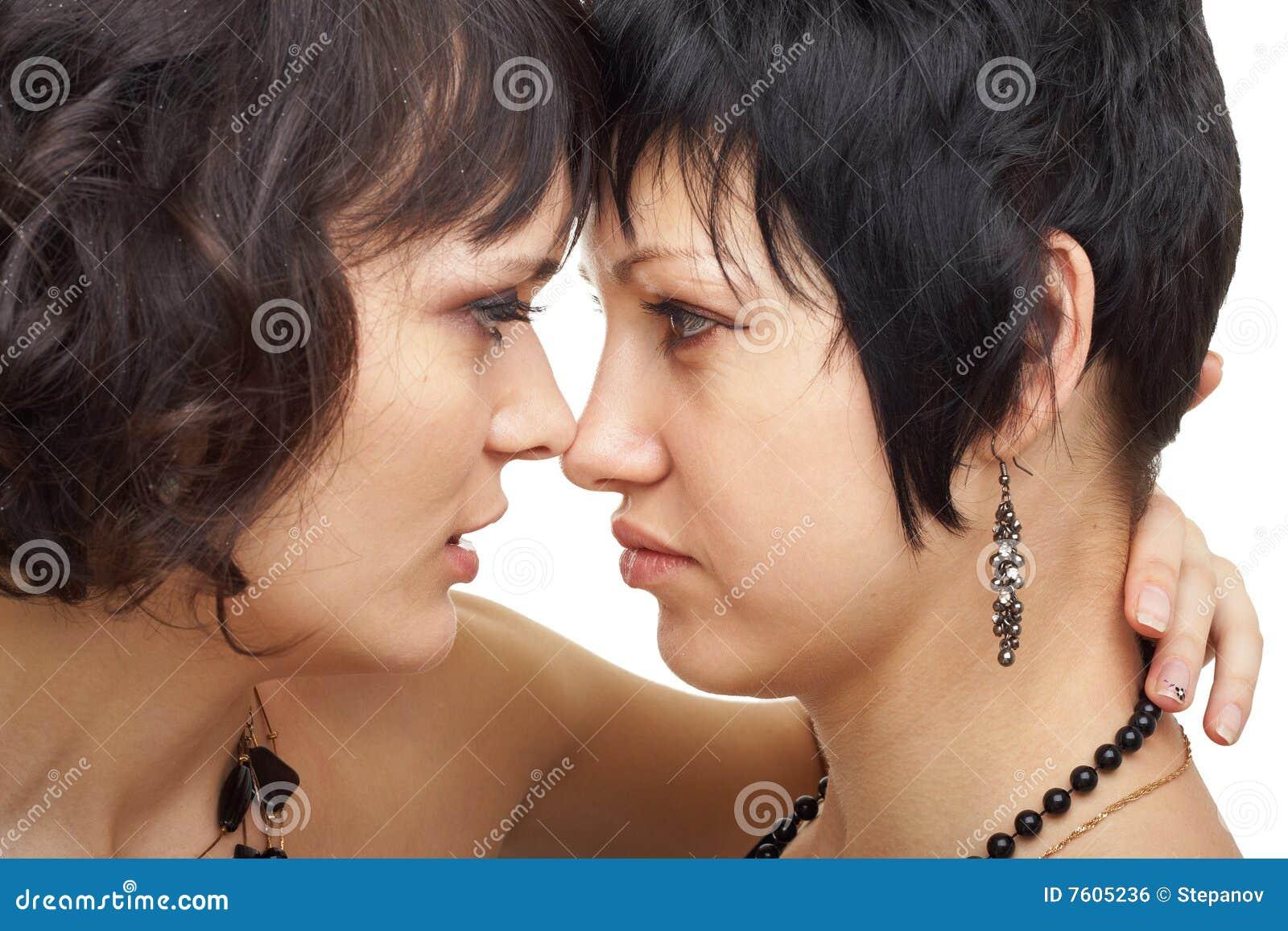我亲吻的女孩
