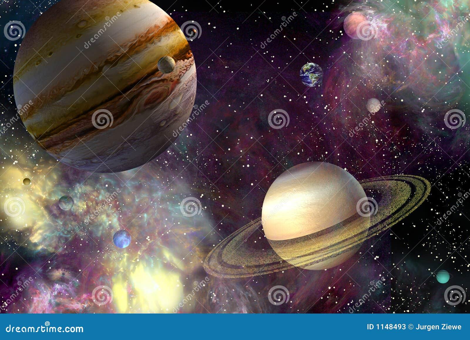 我们的太阳系