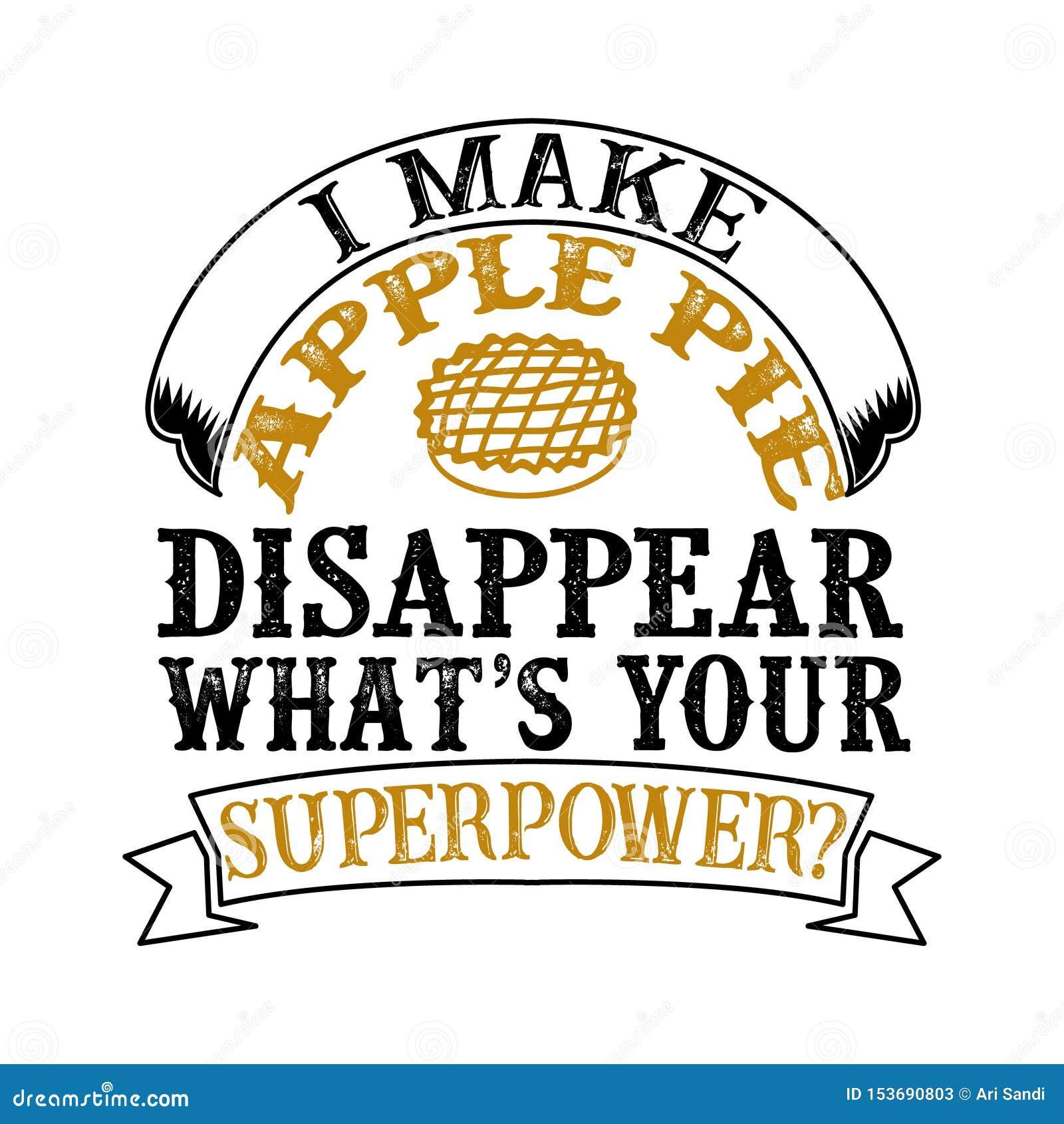 我做苹果饼消失什么s您的超级大国 食物和饮料超能力行情