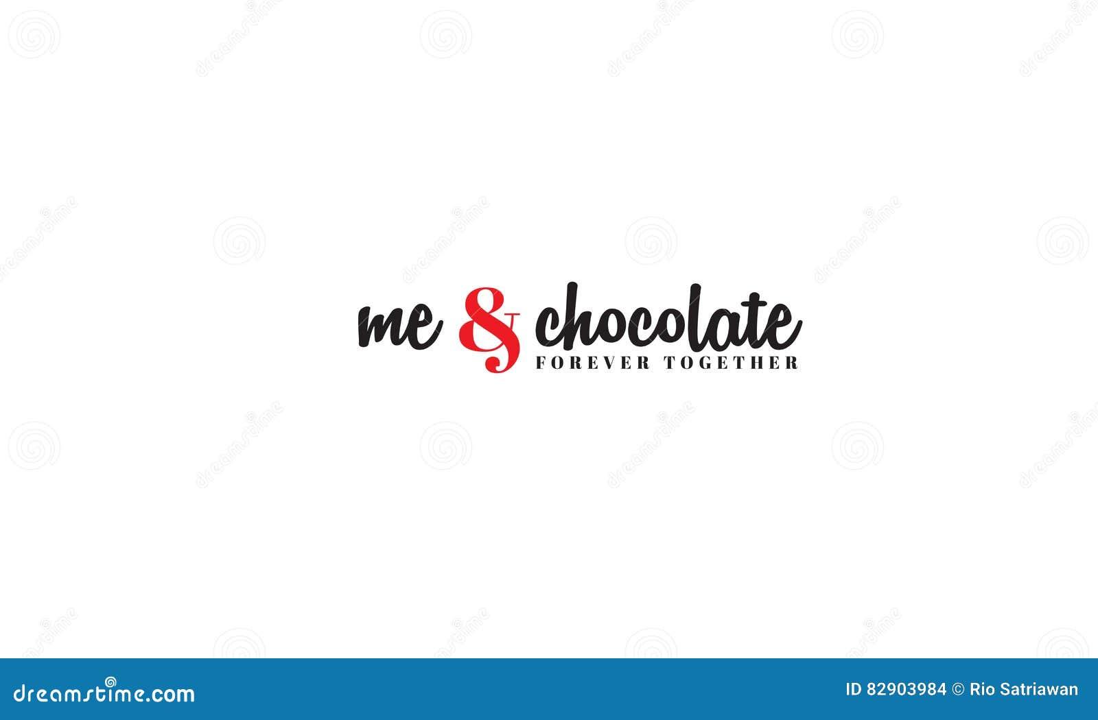 我和巧克力