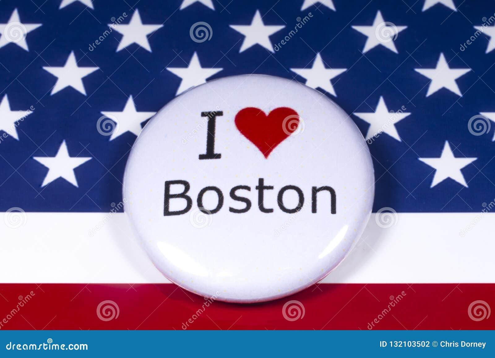 我爱波士顿
