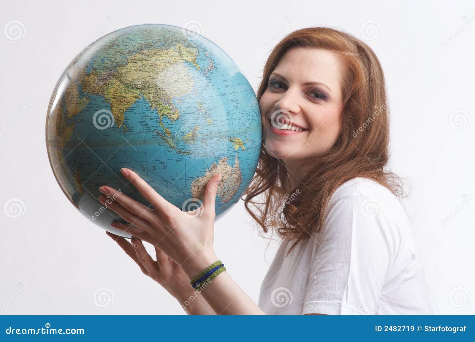 我爱的地球