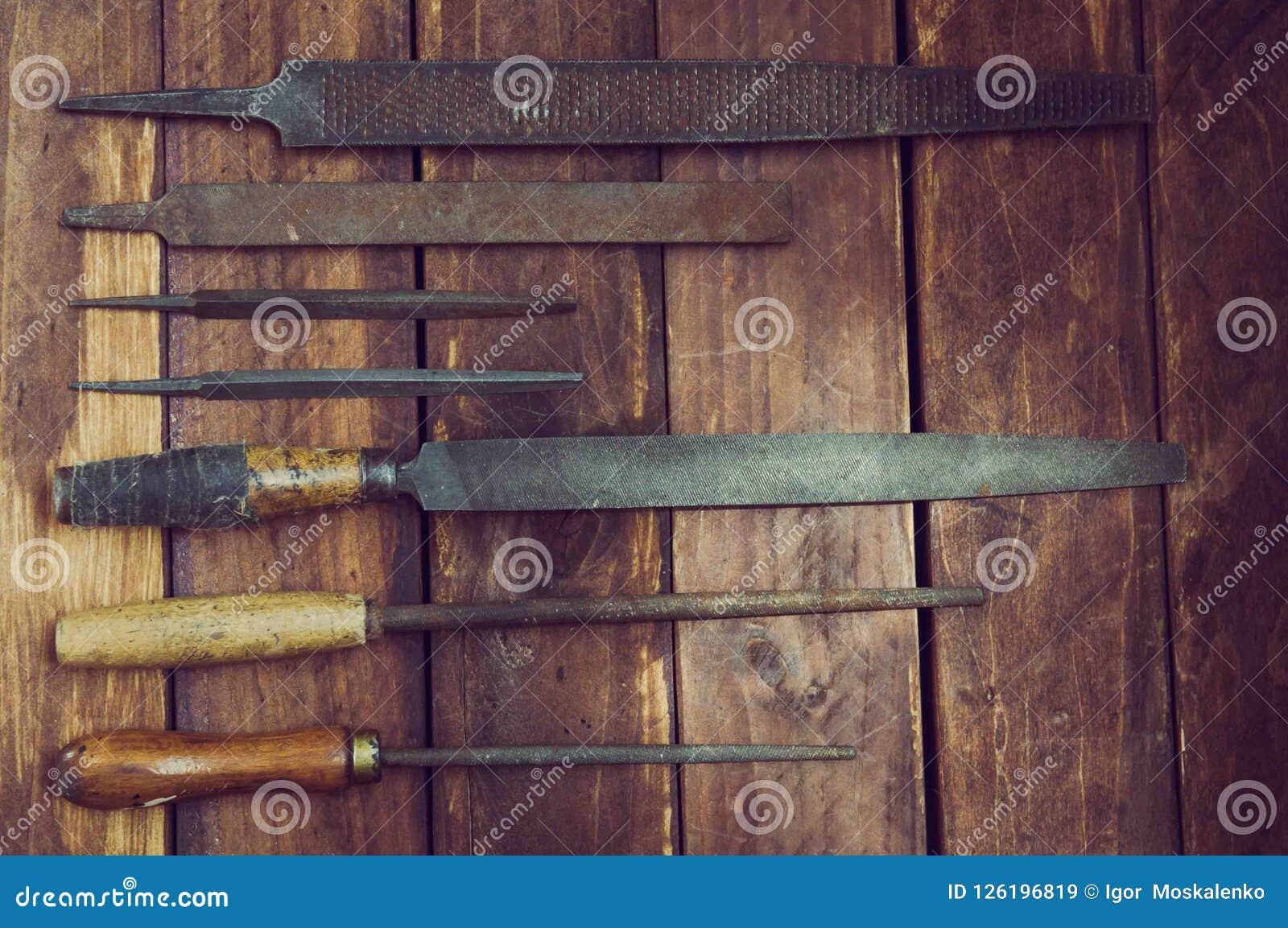 我的祖父` s工具