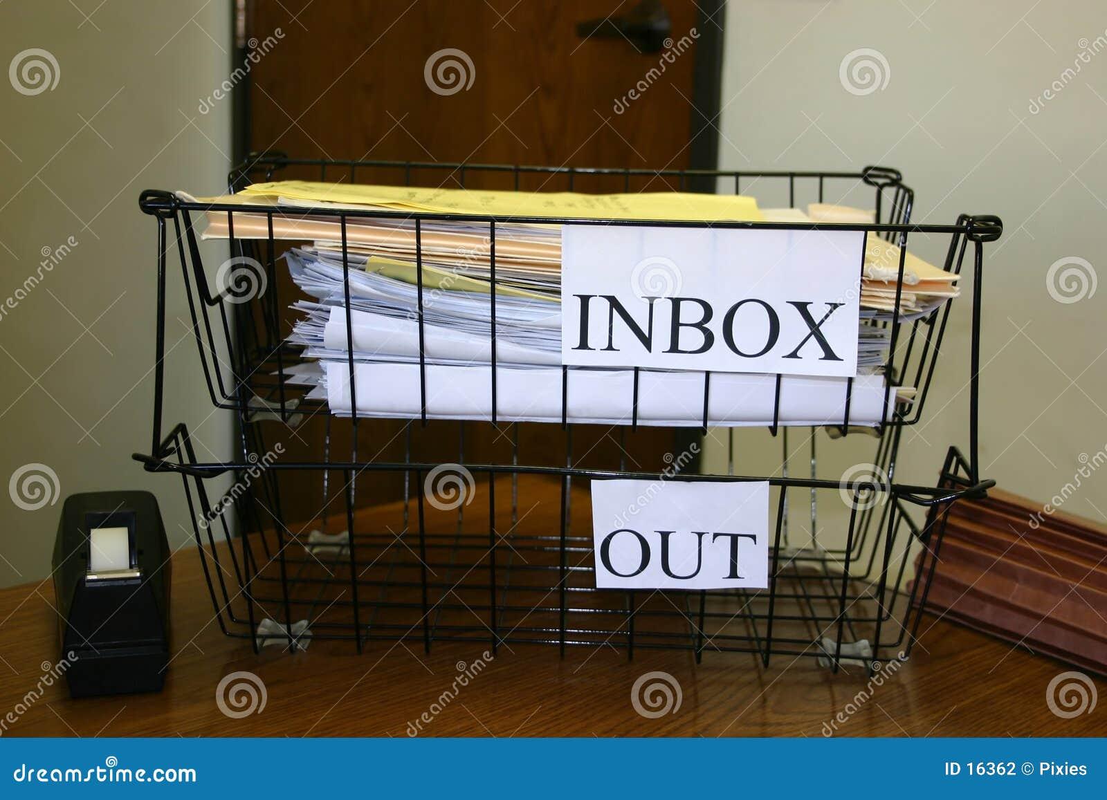 我的inbox