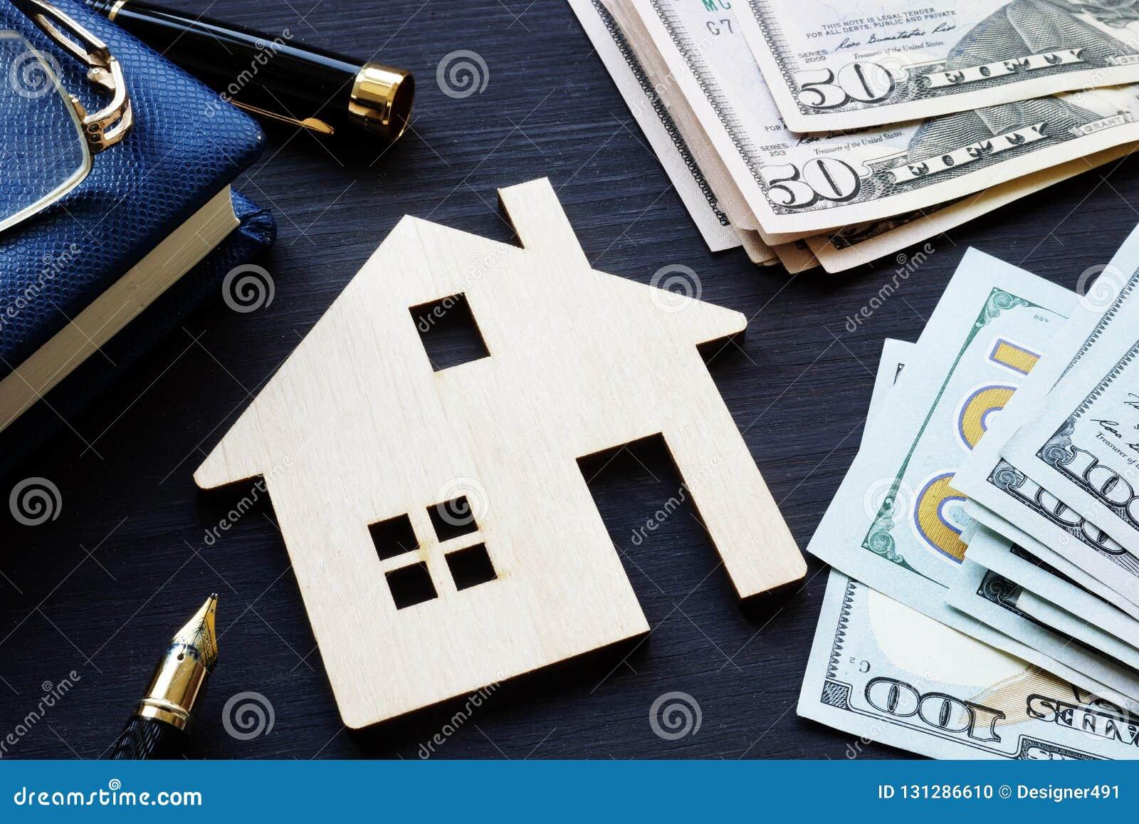 房子和金钱模型  不动产投资