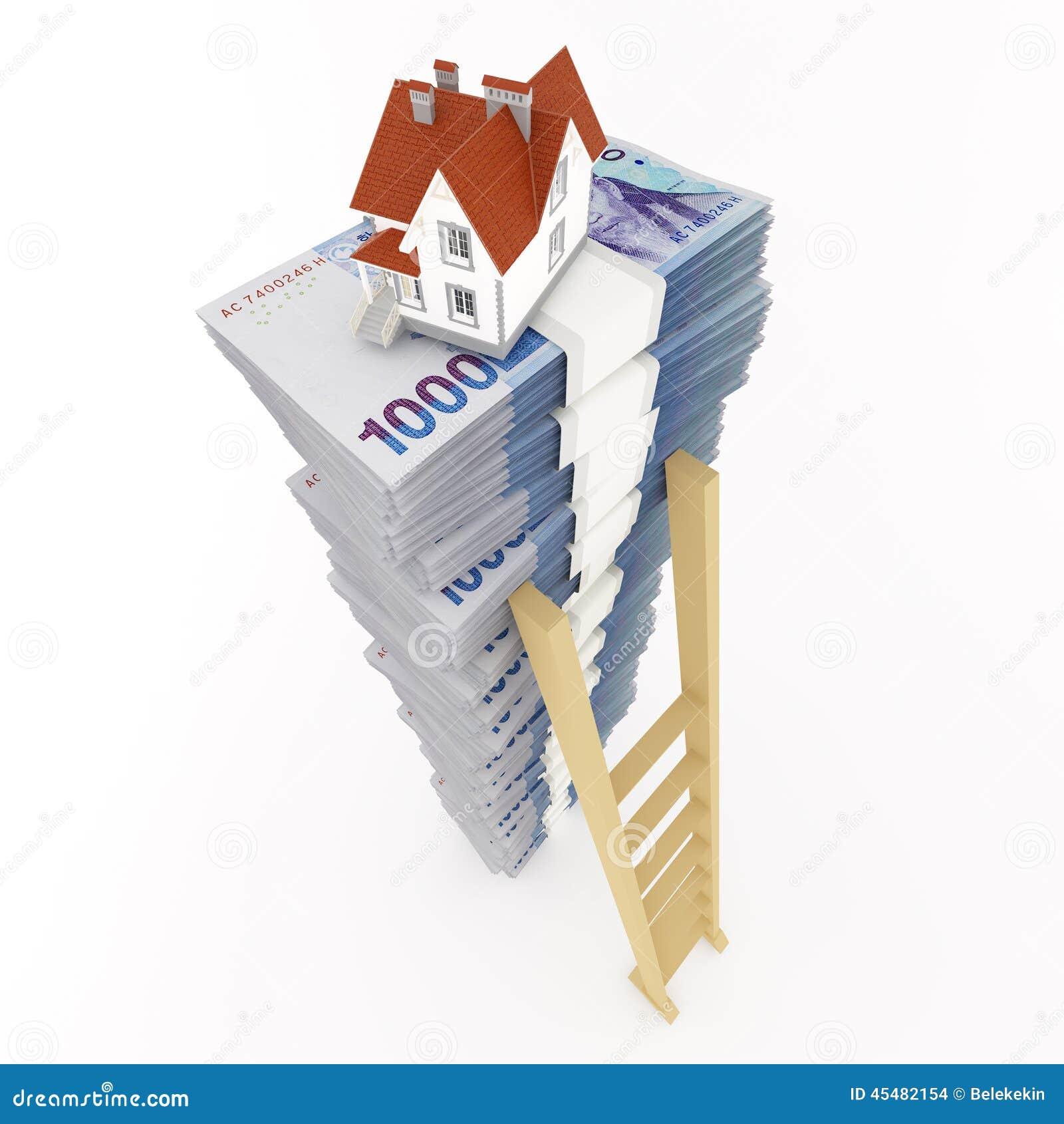 房子的货币