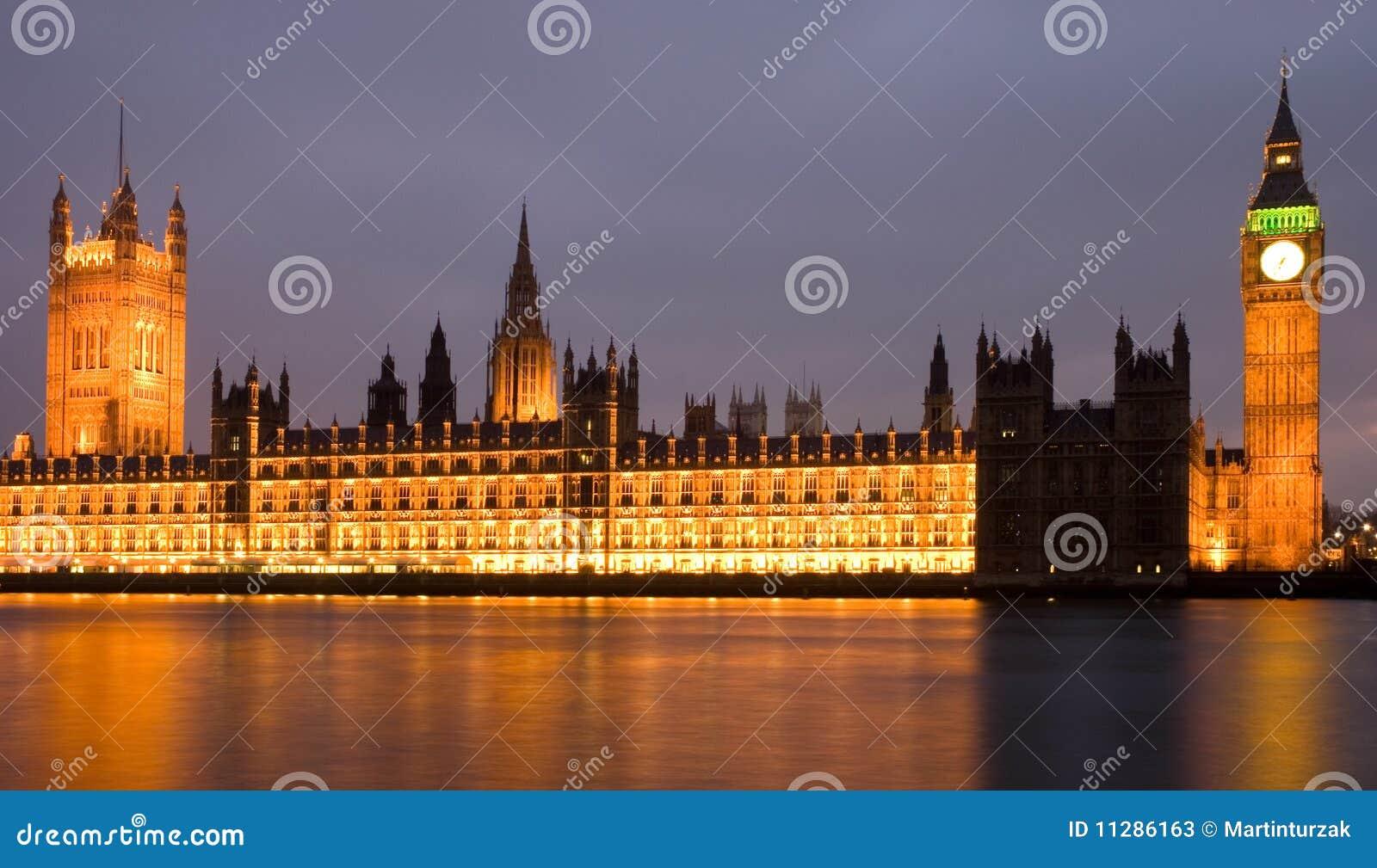 房子阐明了伦敦议会