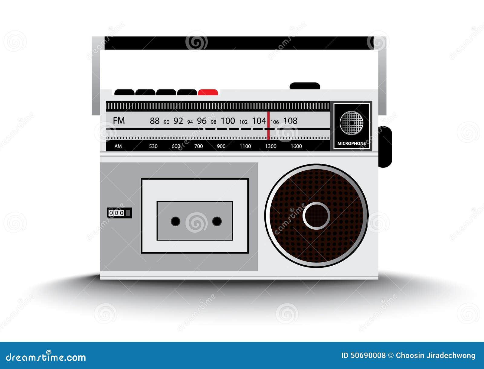 Download 所有查出的徽标收音机被取消的葡萄酒白色 向量例证. 插画 包括有 声音, 播报员, 茄子, 技术, 可移植 - 50690008