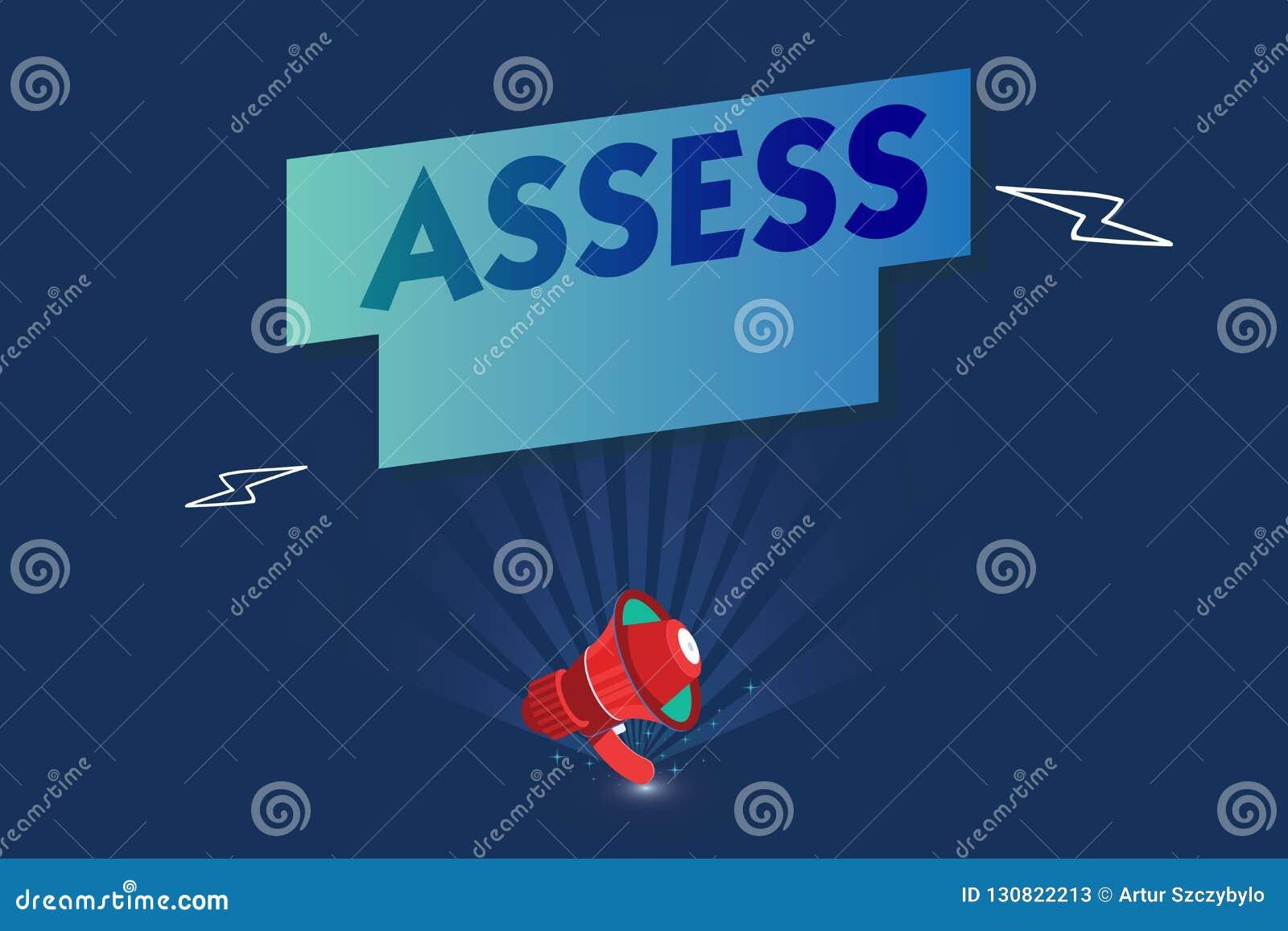 手写文本估计 概念意思评估或估计产品服务的自然能力质量