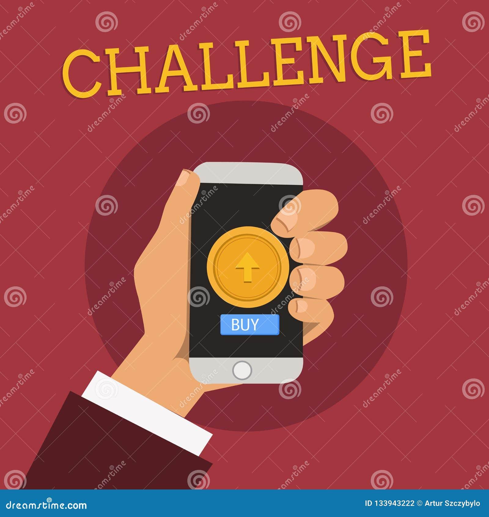 手写文本挑战 概念对参加的某人的意思电话竞争情况敲打男性胡