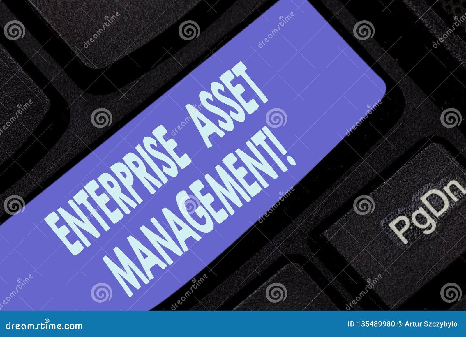 手写文本文字企业财产管理 analysisaging实物资产的生命周期概念意思