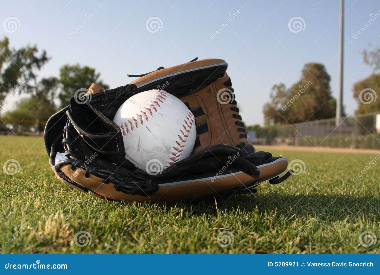 手套皮革垒球
