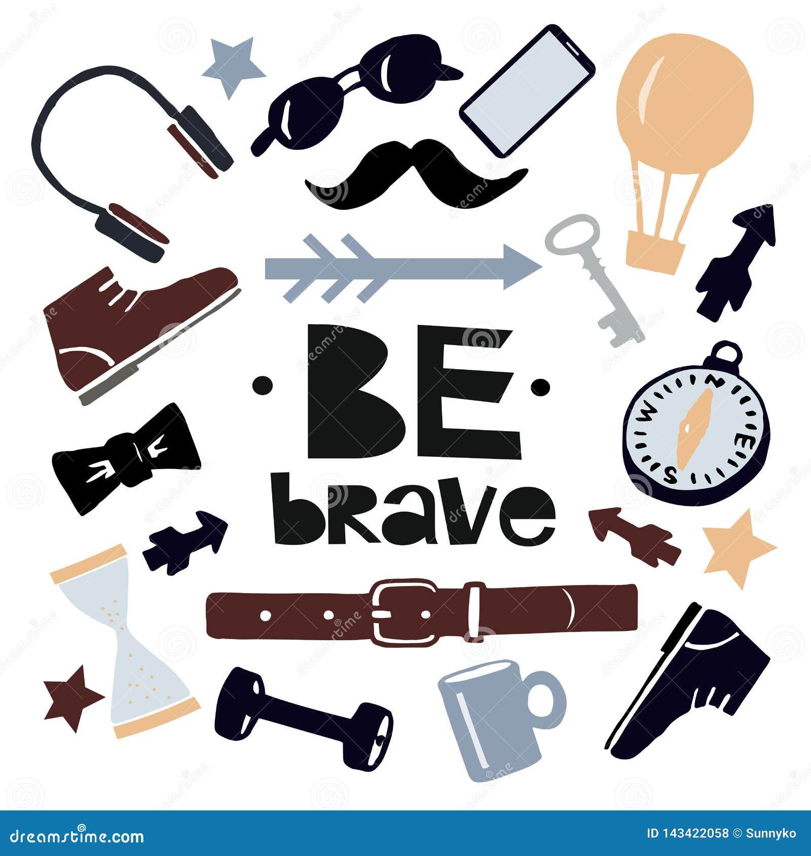 手字法是勇敢的与人的辅助部件