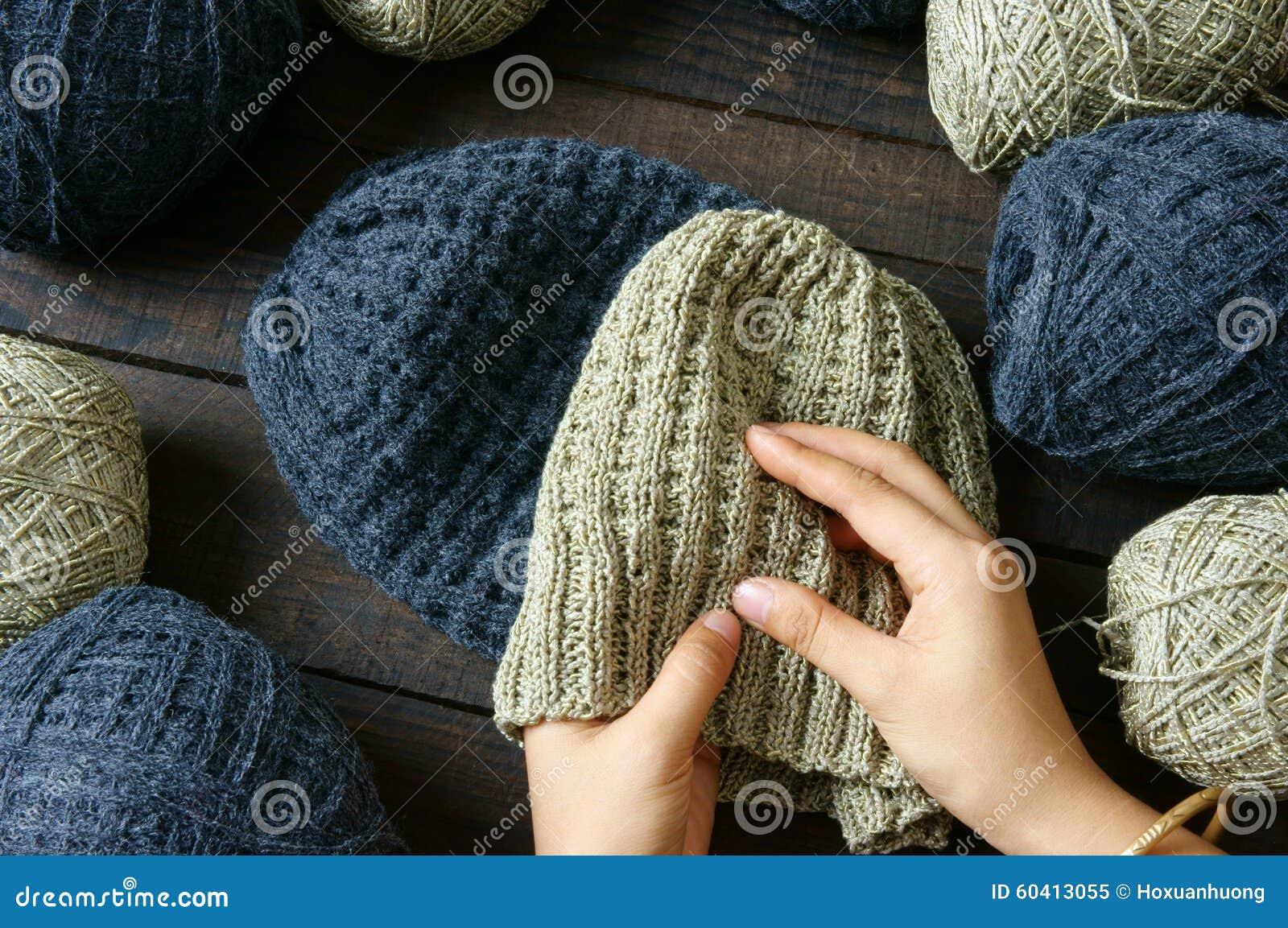 手工制造,礼物,夫妇,羊毛帽子,编织
