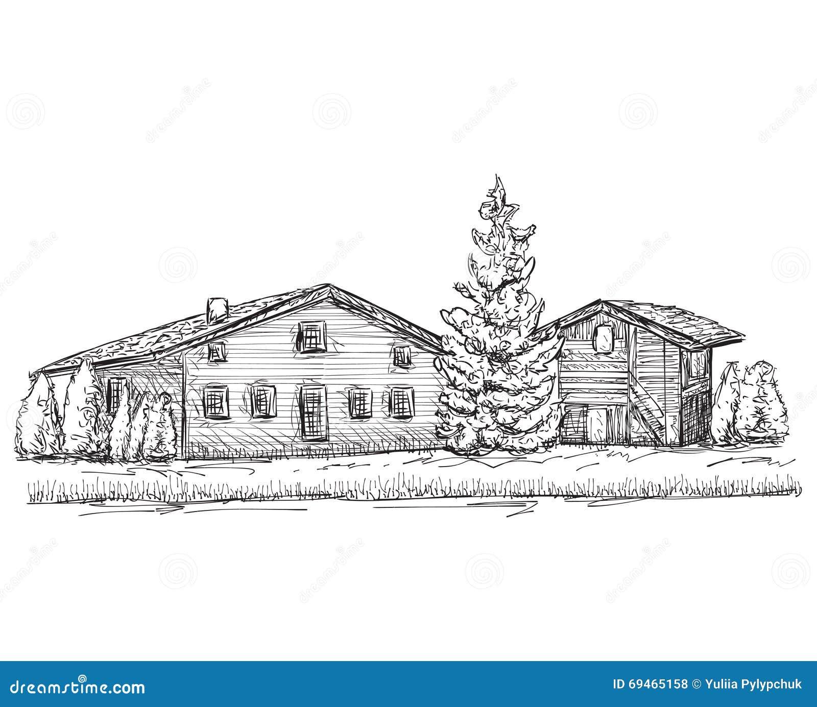 工程图 简笔画 平面图 手绘 线稿 1300_1142图片