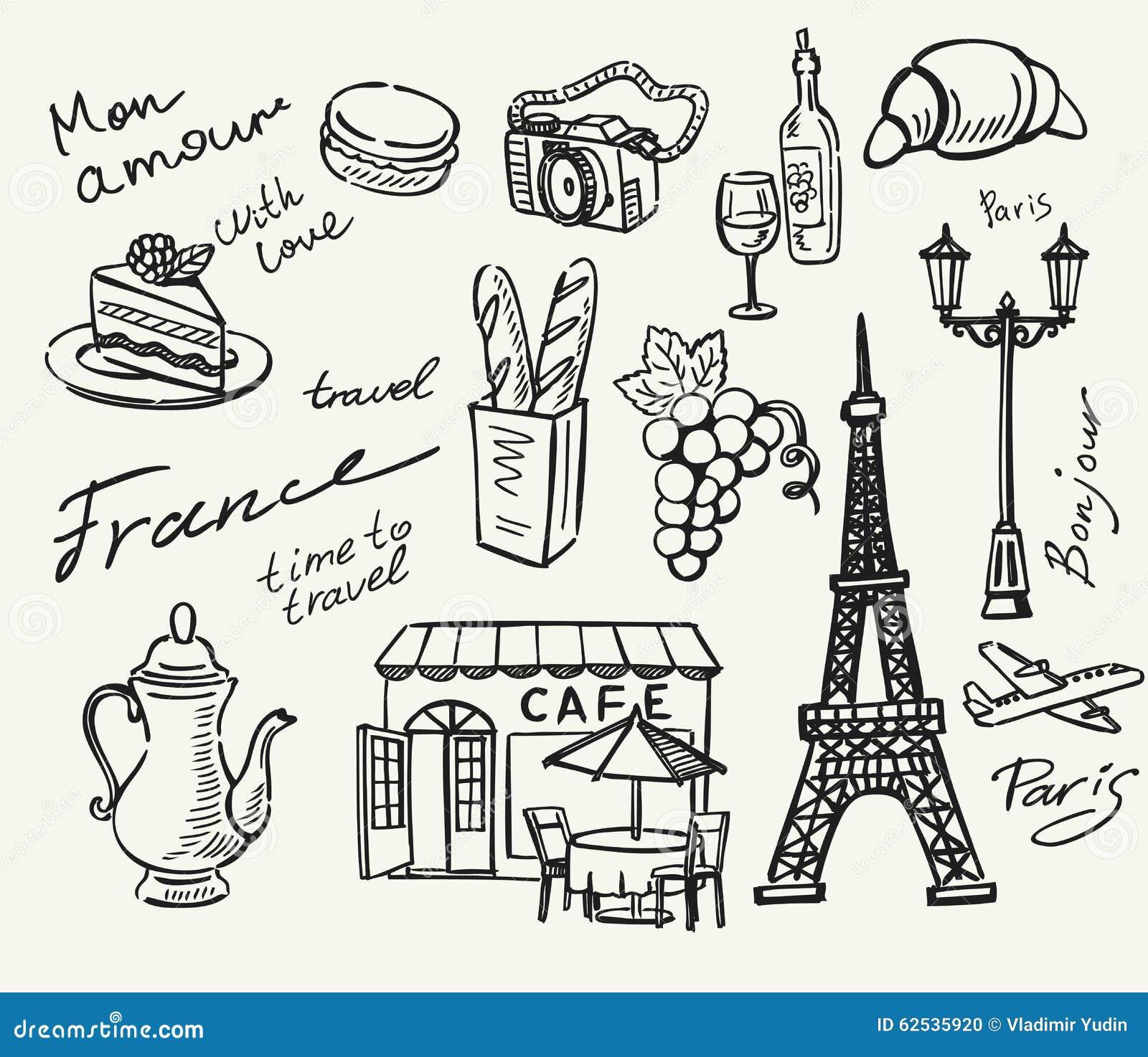 手拉的巴黎