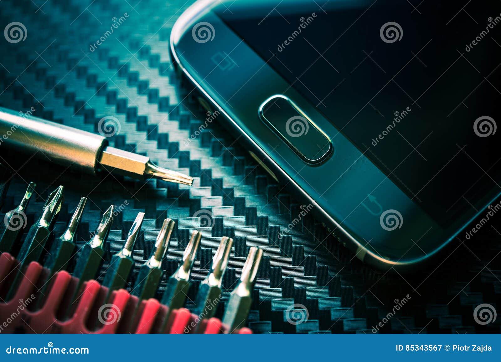 手机修理升级