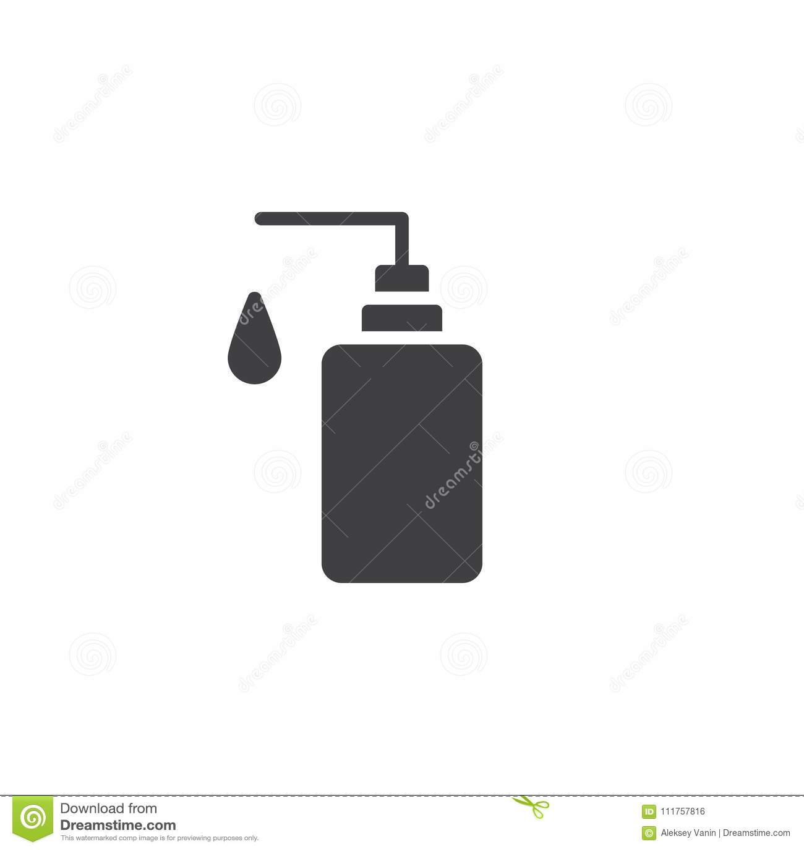 手肥皂传染媒介象