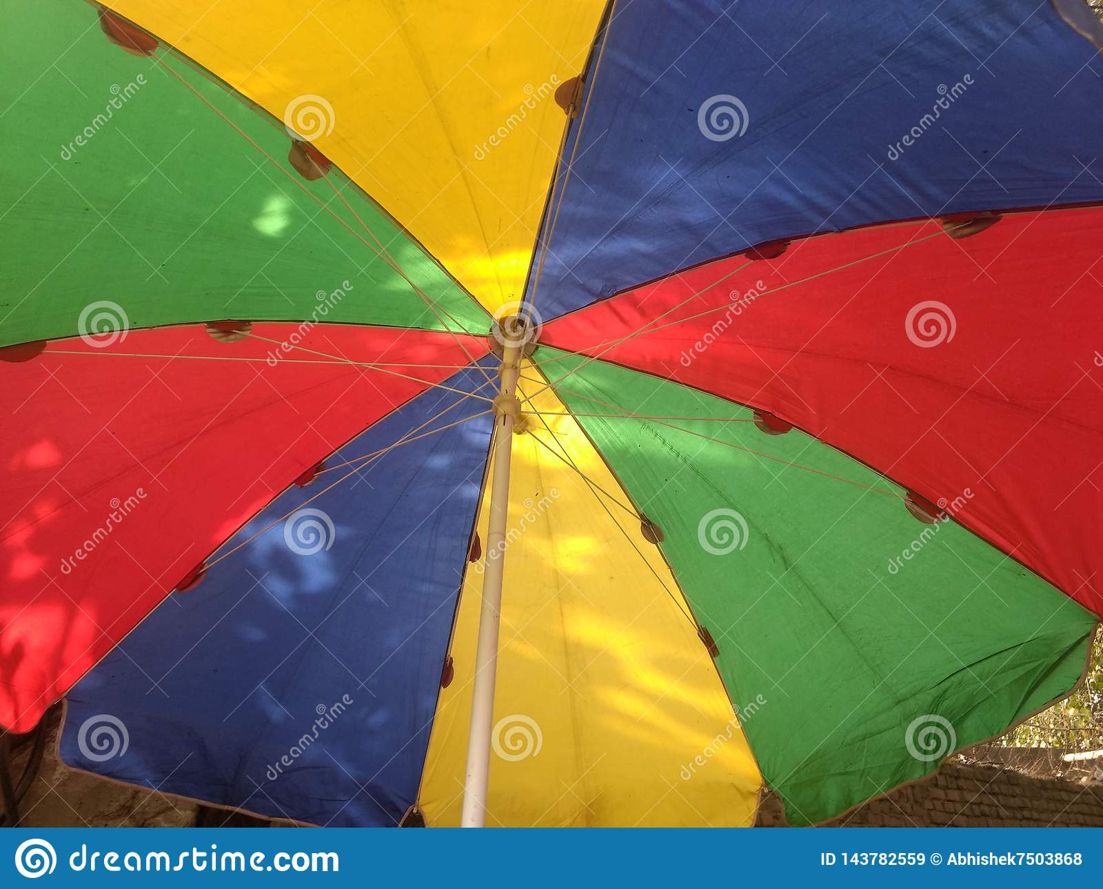 手铐从事园艺有立场的伞室外太阳保护的