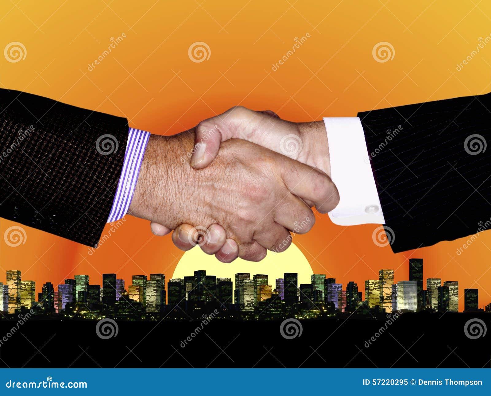 手震动全球性技术企业产业