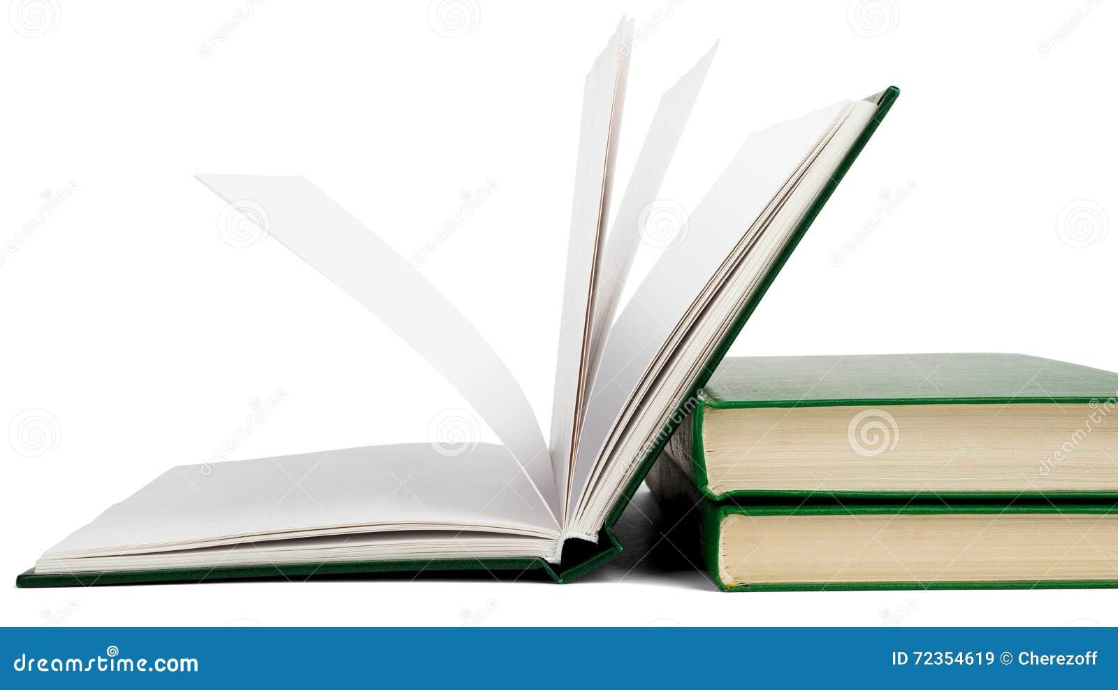 打开书,精装书书