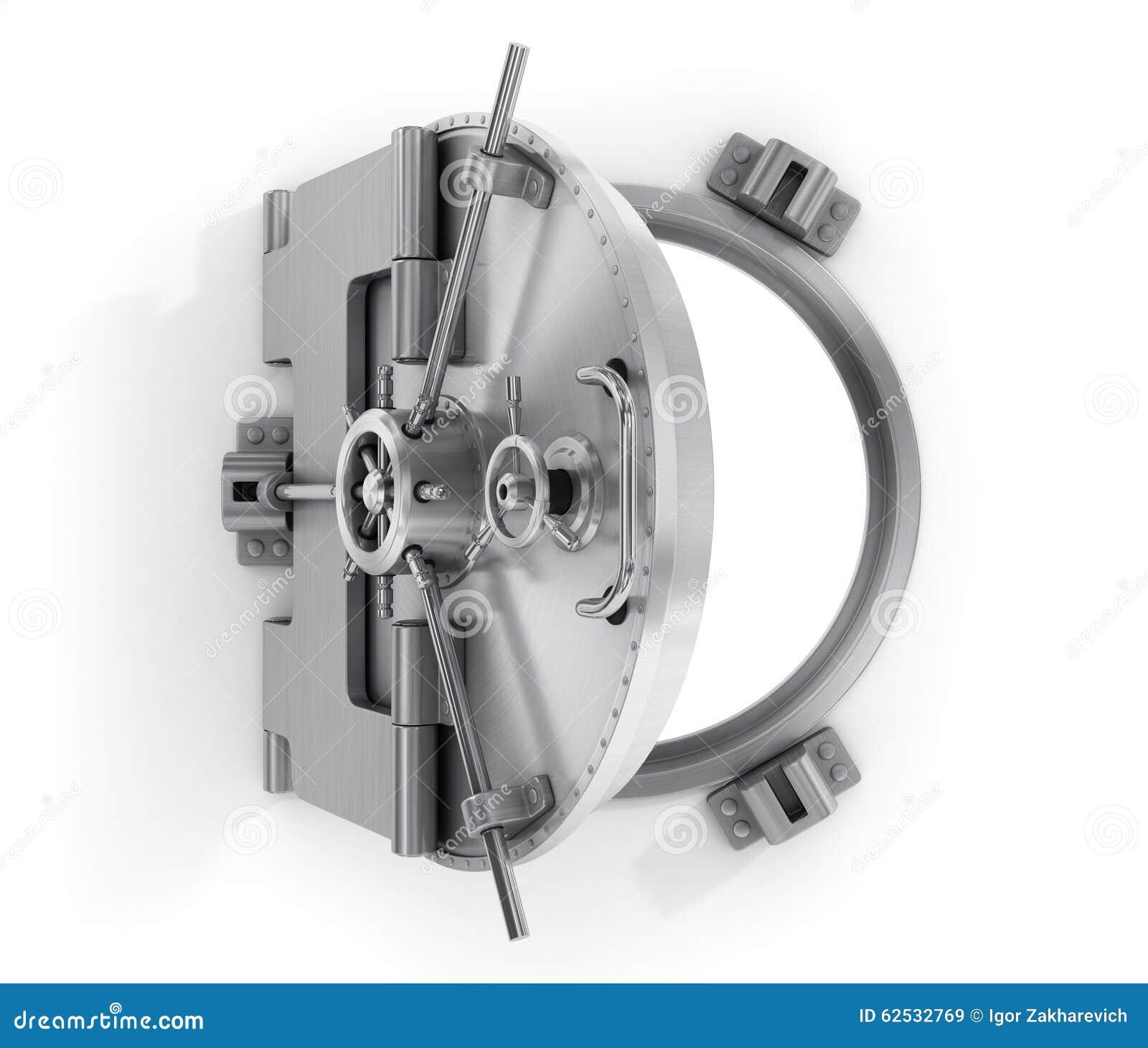 打开围绕银行的门