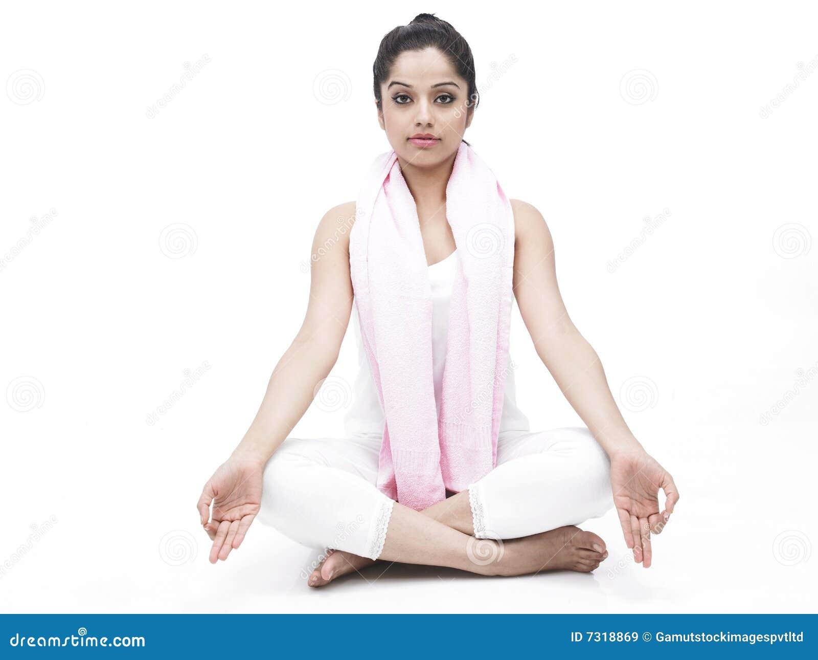 执行执行女子瑜伽