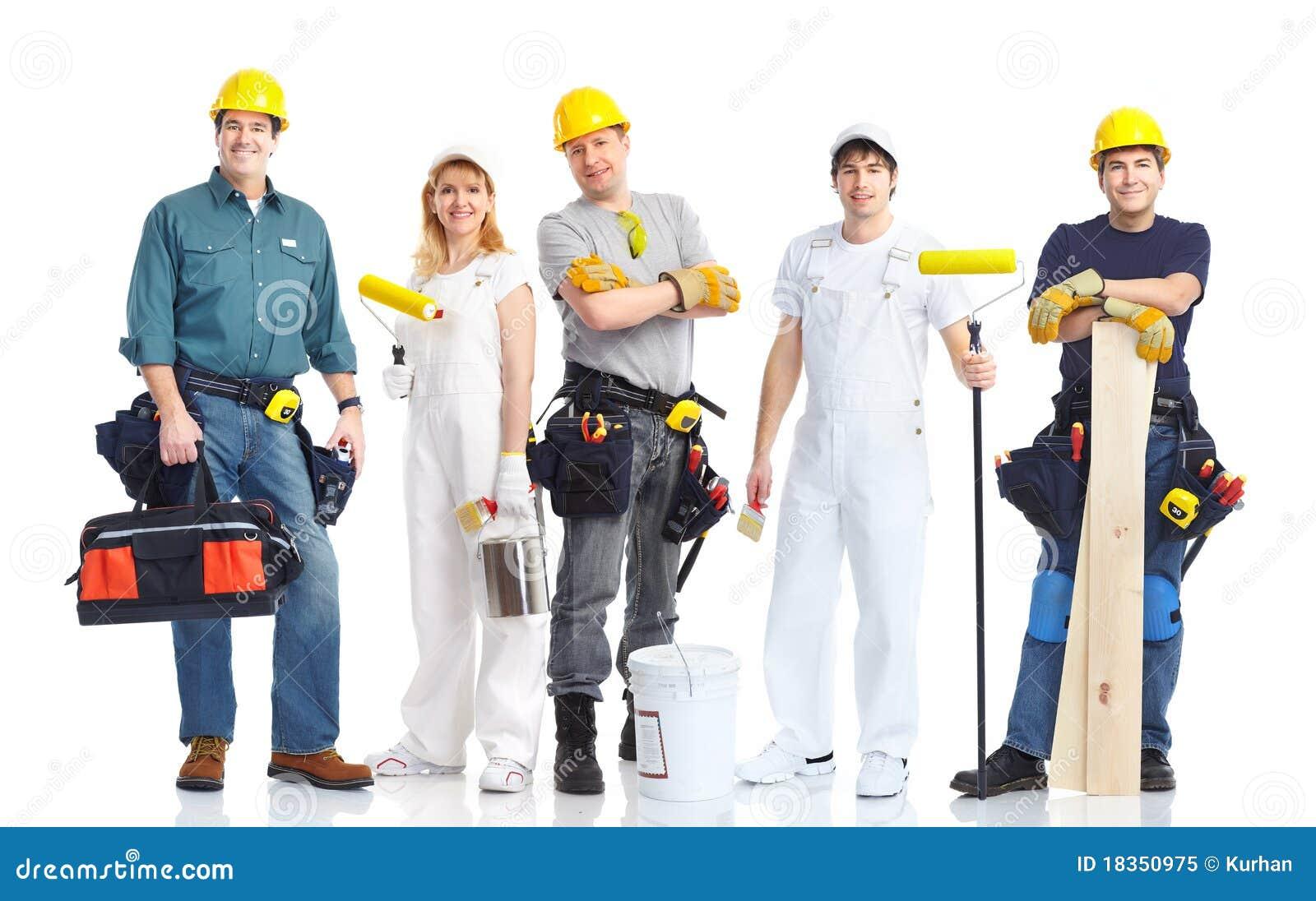 承包商工作者
