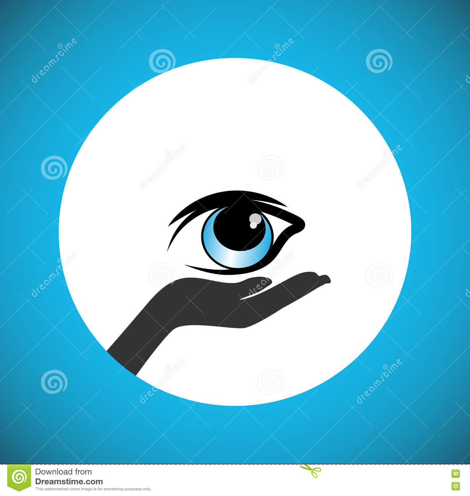 承诺在死亡以后捐赠眼睛和支持人民实现眼睛捐赠愿望