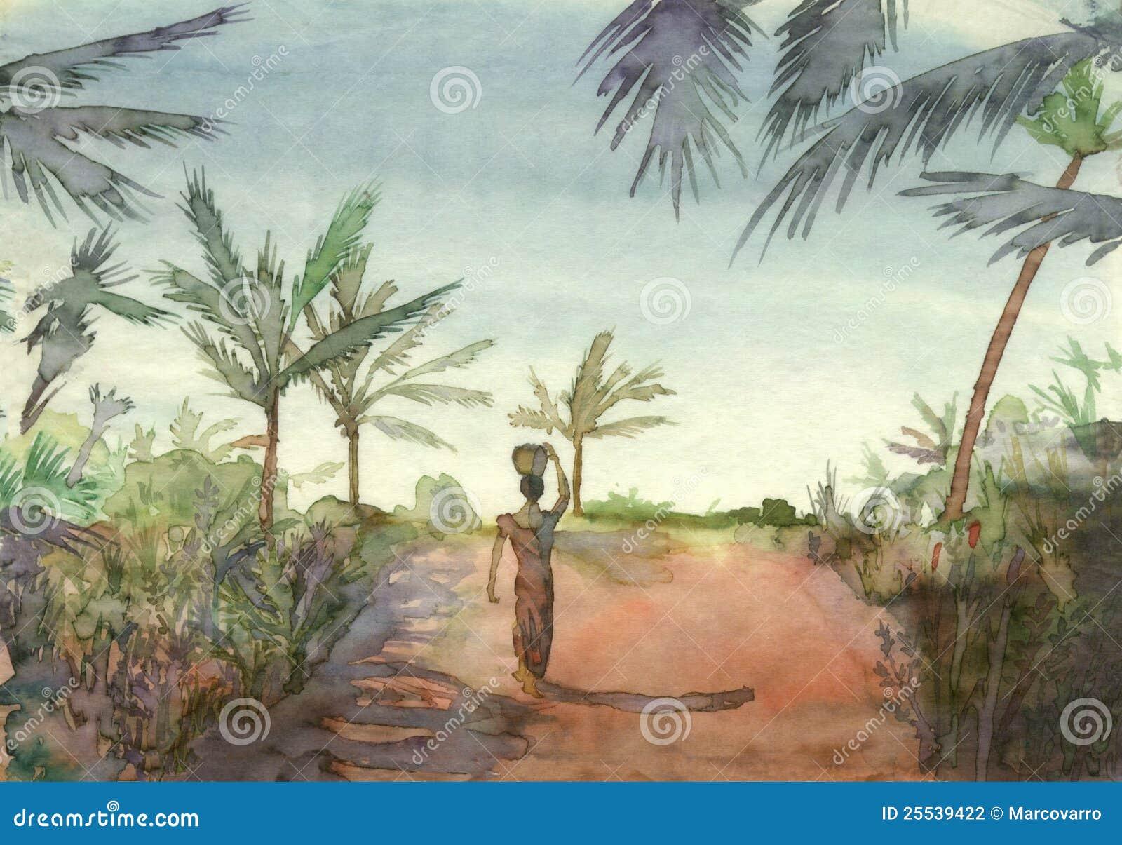 承运人热带水