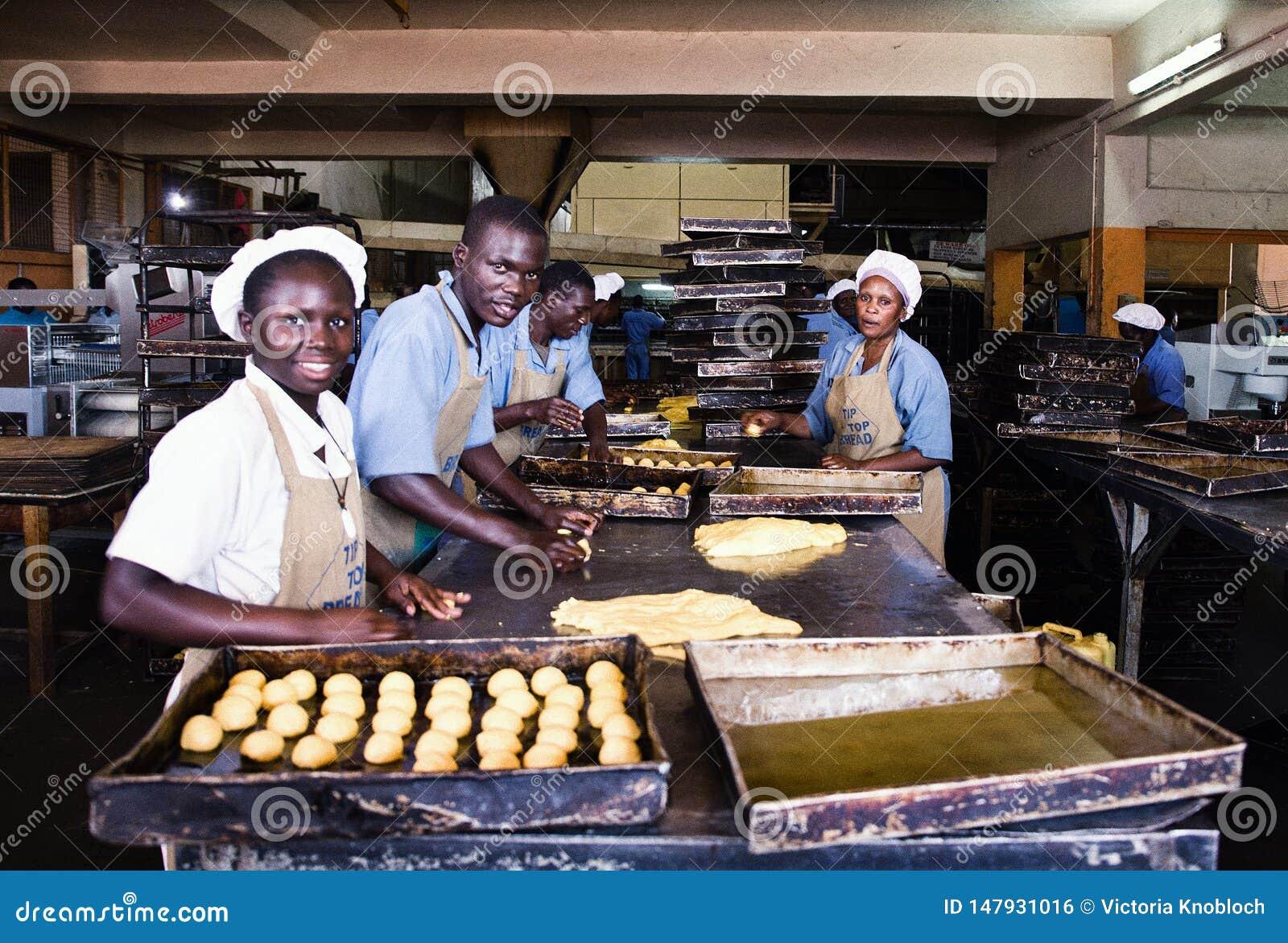 技巧顶面工厂乌干达
