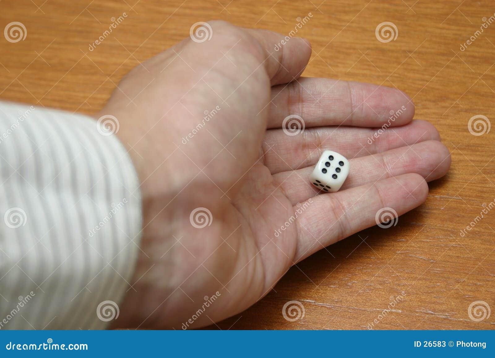 把投掷切成小方块