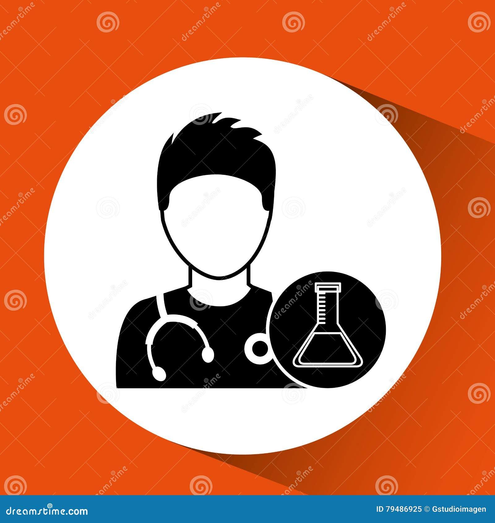 护士字符试管科学化学制品esign