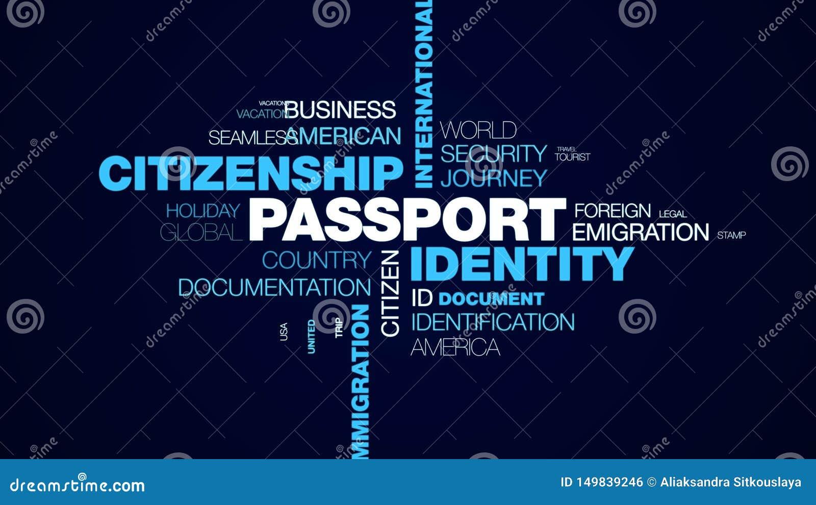 护照身分公民身份国境正式机场风俗离开移民目的地赋予了生命