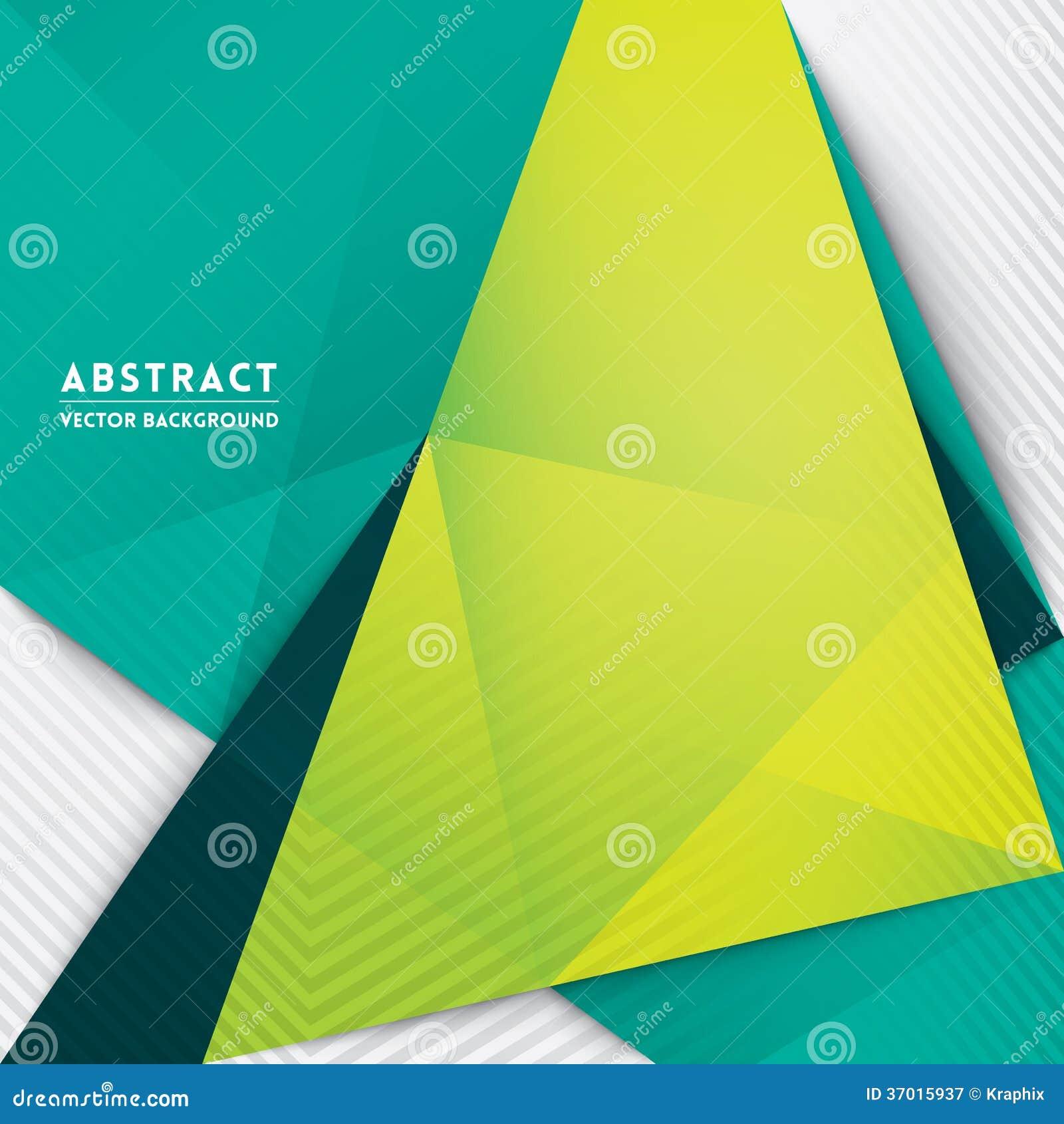抽象三角形状背景