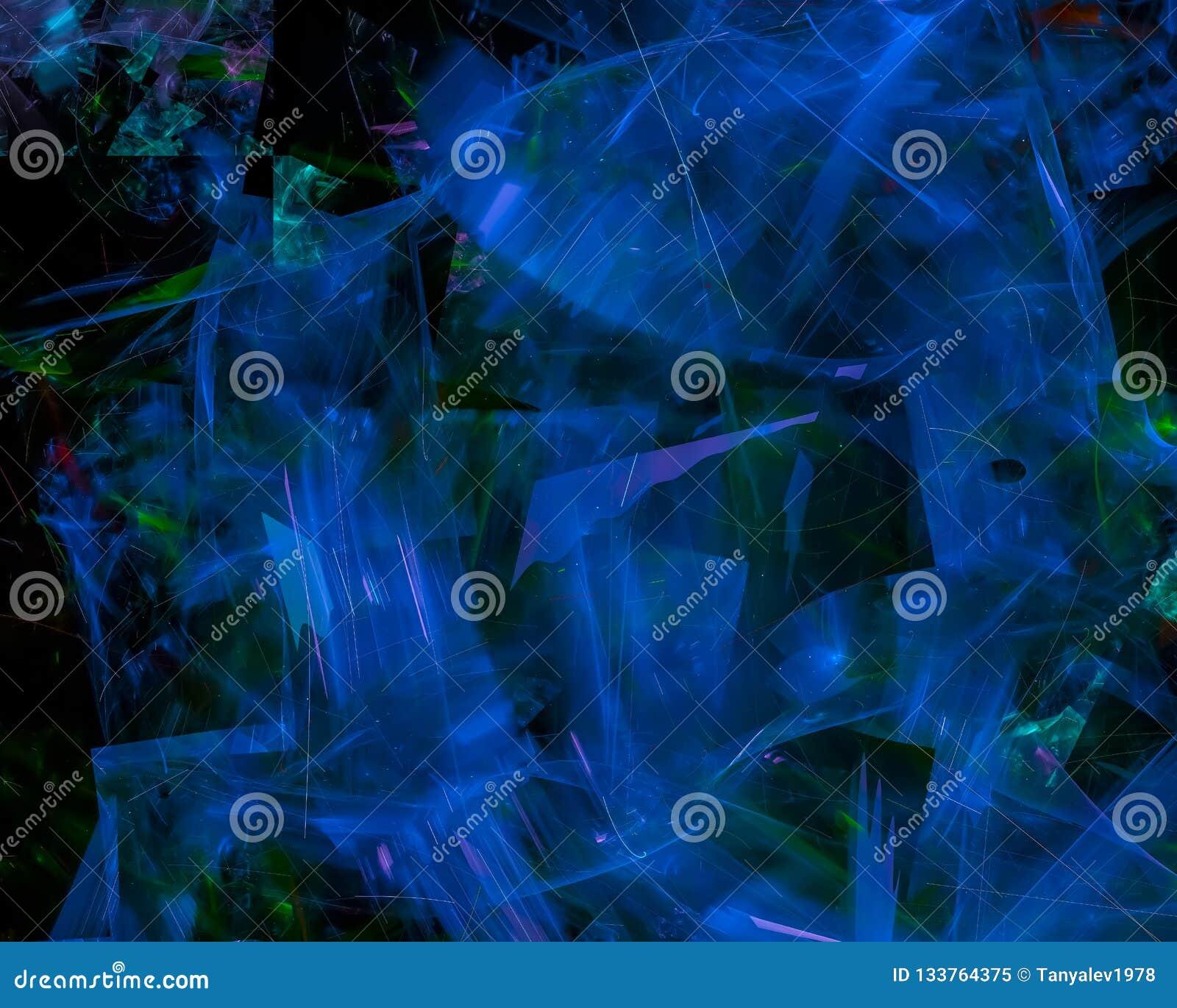 抽象分数维,时髦的背景意想不到的明亮的未来派设计幻想,迪斯科,党