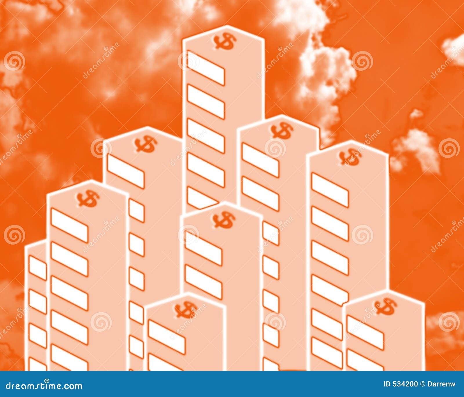 Download 抽象城市 库存例证. 插画 包括有 封锁, 平面, 的主动脉, 设计, 货币, 舱内甲板, 例证, 采购, 刮板 - 534200
