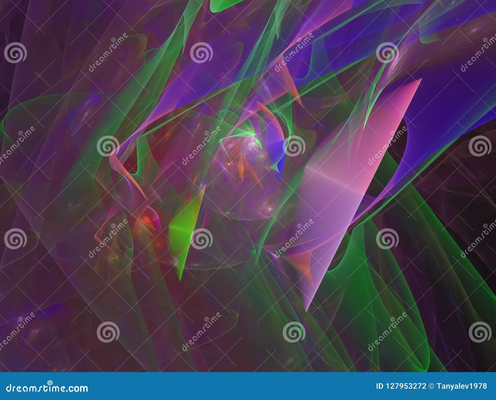 抽象数字式分数维,轻的幻想表面混乱能量墙纸未来派样式飘渺设计,党