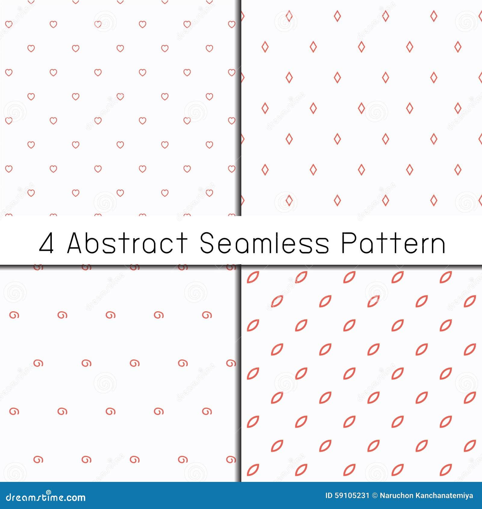 4抽象无缝的样式