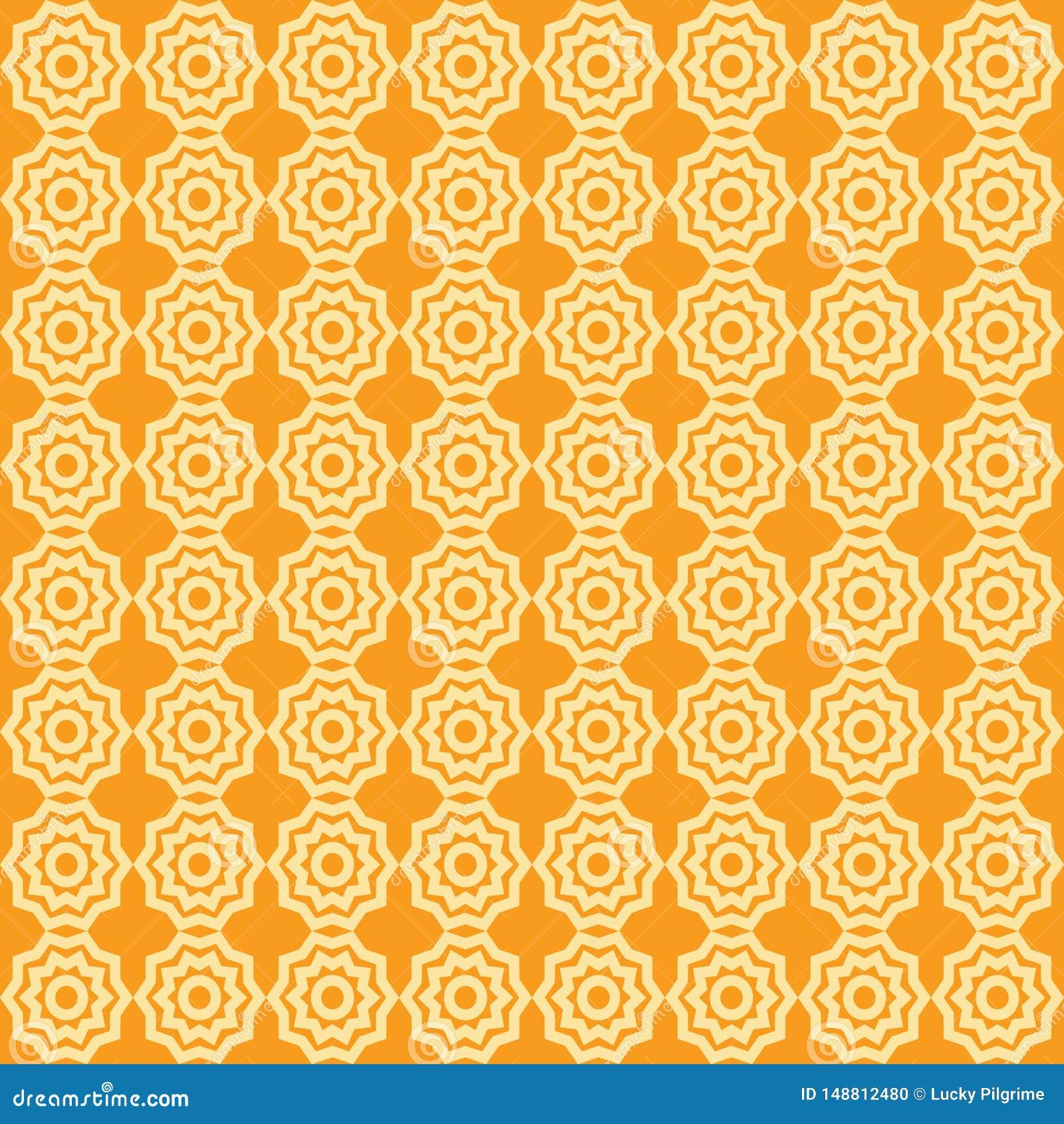 抽象星的传染媒介无缝的样式,伟大为纺织品或背景