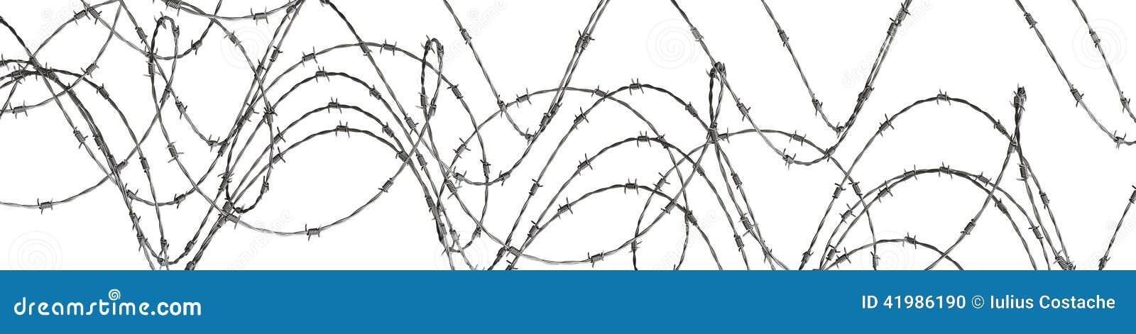 抽象有刺的概念设计例证电汇